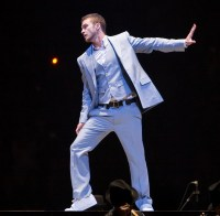 Justin Timberlake - Photo By Ros O'Gorman