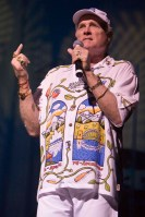 The Beach Boys Mike Love 2007 - Photo By Ros O'Gorman