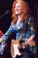 Bonnie Raitt - Photo By Ros O'Gorman