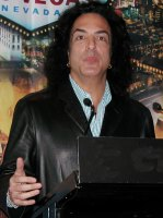 Paul Stanley - Photo By Ros O'Gorman