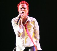 Scott Weiland - Photo By Ros O'Gorman