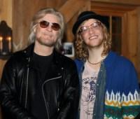 Daryl Hall and Alan Stone