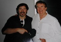 Kevin Jacobsen with Bruce Springsteen