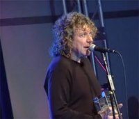 Robert Plant. image by Haylee Cashmere, Noise11, photo
