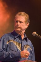 Brian Wilson of the Beach Boys. photo by Ros O'Gorman, Noise11, Photo