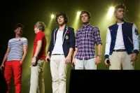 One Direction - image by Ros O'Gorman