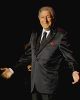 Tony Bennett. photo by Ros O'Gorman