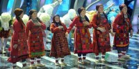 Russia's Eurovision entrants Buranovskiye Babushki image