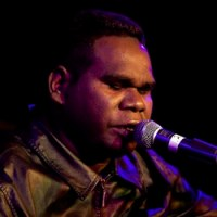 Gurrumul image by Ros O'Gorman noise11.com, Noise11, Photo
