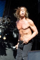 Iggy Pop, photo Ros O'Gorman