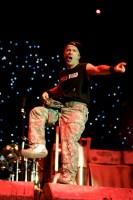 Bruce Dickinson, Iron Maiden, Photo Ros O'Gorman