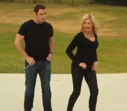 John Travolta and Olivia Newton-John - Noise11.com