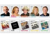 Australian Legends Stamps