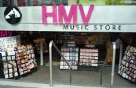 HMV Pitt St Sydney