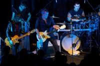 Jimmy Barnes, Jackie Barnes, Davey Lane, Photo By Ros O'Gorman