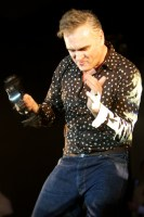 Morrissey, Festival Hall, Melbourne, Photo By Ros O'Gorman, Noise11, photo