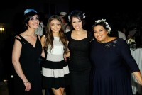 Sarah Hyland and The Songbirds