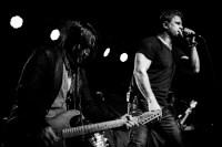 The Dead Daisies Richard Fortus and Jon Stevens, Noise11, Photo