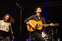 The Lumineers, Ian Laidlaw, Bluesfest 2013, Noise11, Photo