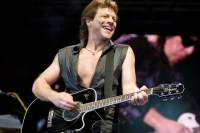 Jon Bon Jovi, Photo By Ros O'Gorman