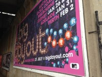 Big Day Out billboard in Melbourne photo by Noise11, Photo