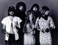 Fleetwood Mac with Christine McVie around Rumours, Noise11, Photo