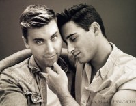 Lance Bass and Michael Turchin, Noise11, Photo