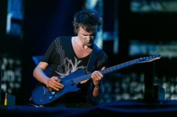 Muse at ACL photo by Waytao Shing