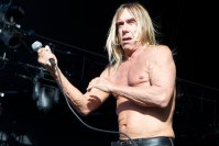 Iggy Pop, Photo By Ros O'Gorman