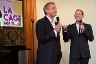 140304Simon Burke and Todd McKenney star in La Cage Aux Folles photo by Ros OGorman