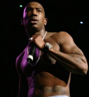 Ja Rule photo by Ros O'Gorman