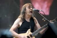 Malcolm Young, AC/DC, Ros O'Gorman, photo