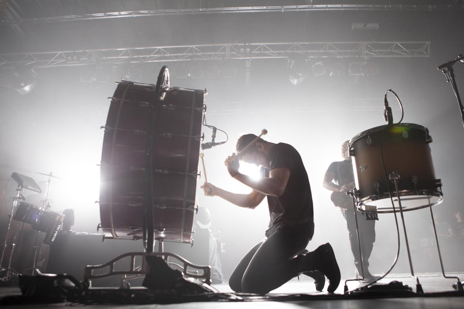 Album sales a small fraction of profits — Imagine Dragons