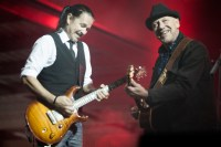 Russell Morris and Peter Robinson, Deni Blues Fest, Photo By Ros O'Gorman