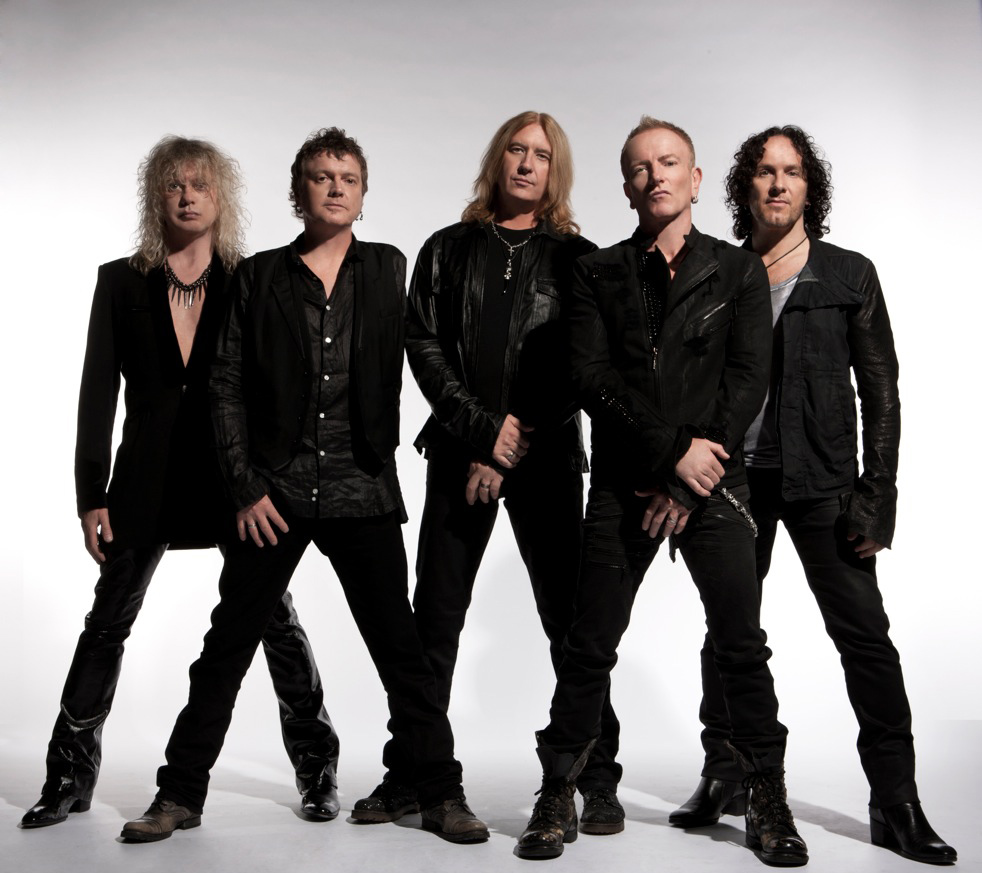 Def Leppard, Poison, Tesla heading to Ontario in June