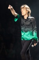 Mick Jagger, photo by Ros O'Gorman, the rolling stones, melbourne 2014