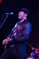 Dan Sultan at the Age Music Victoria Awards photo by Ros O'Gorman