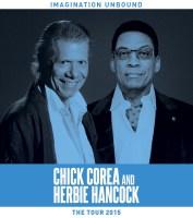Chick Corea and Herbie Hancock