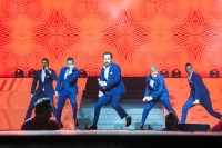 Backstreet Boys perform at Rod Laver Arena Melbourne on Friday 8 May 2015. The first Australian show of 2015. Ros O'Gorman photo
