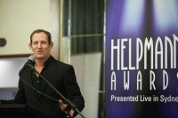 Todd McKenney presenting the nominations for the Helpmann Awards 2015. Photo by Ros O'Gorman
