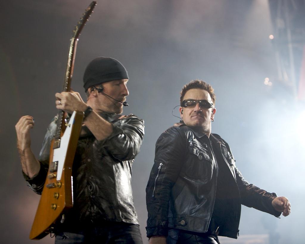 U2 Site Updates Fans On Joshua Tree Australasian Tour - Noise11 com