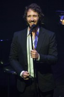 Josh Groban performs an intimate show at Chapel Off Chapel in Melbourne on Friday 24 July 2015. Photo by Ros O'Gorman