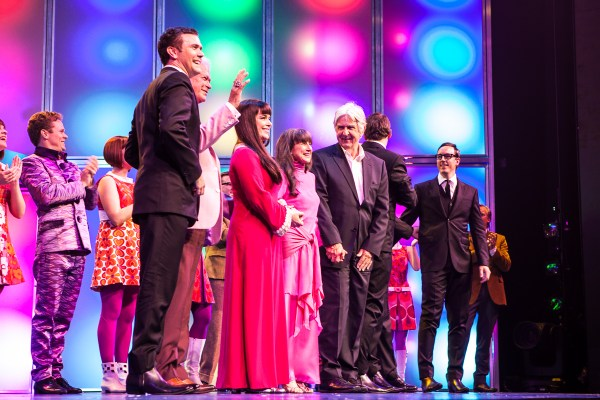 Georgy Girl The Musical World Premiere in Melbourne at Her Majesty's Theatre on Tuesday 22 December 2015. photo by Ros O'Gorman