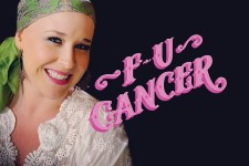 Catherine Britt FU Cancer