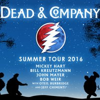 Dead & Company Tour 2016