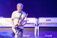 Rick Parfitt Status Quo performing at Deni Bluesfest in Deniliquin on Sunday 31 March 2013. Photo by Ros O'Gorman http://www.noise11.com