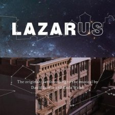 David Bowie Lazarus cast recording