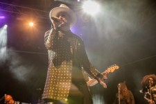Culture Club Encore Tour at Sidney Myer Music Bowl on Sunday 11 December 2016. Culture Club headlined the show after support bands Wa Wa Nee, Pseudo Echo, Eurogliders and Real Life performed their sets. Photo Ros O'Gorman