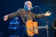 The 2017 APIA Good Times tour in Melbourne at Hamer Hall on Friday 26 May 2017 with Deborah Conway, Colin Hay, Mental As Anything, Black Sorrows.