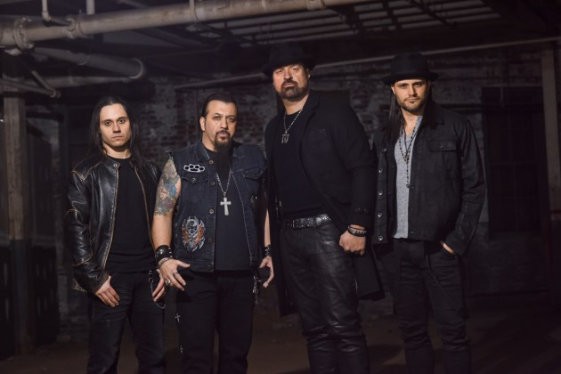 Adrenaline Mob Members Pay Tribute To David Z